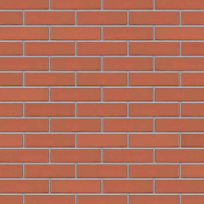 Серая затирка кирпичной стены
